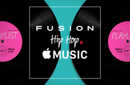 Fusion Hip Hop Playlist on Apple Music March '16