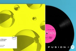 Fusion Summer Mixtape '15